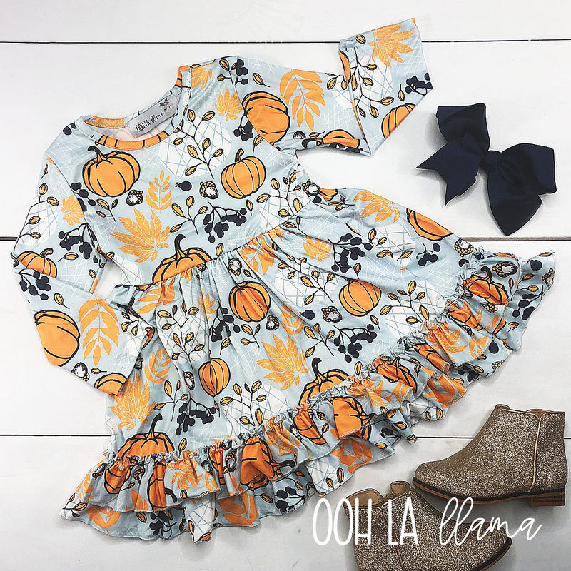 Falling for Fall Dress