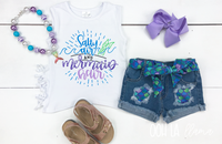 Mermaid Love Short Set