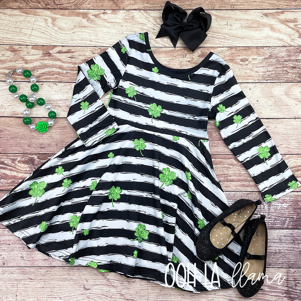 Clover Cutie Dress