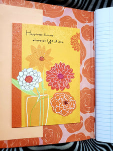 She needed to be a hero Notebook & Encouragement Card Insert