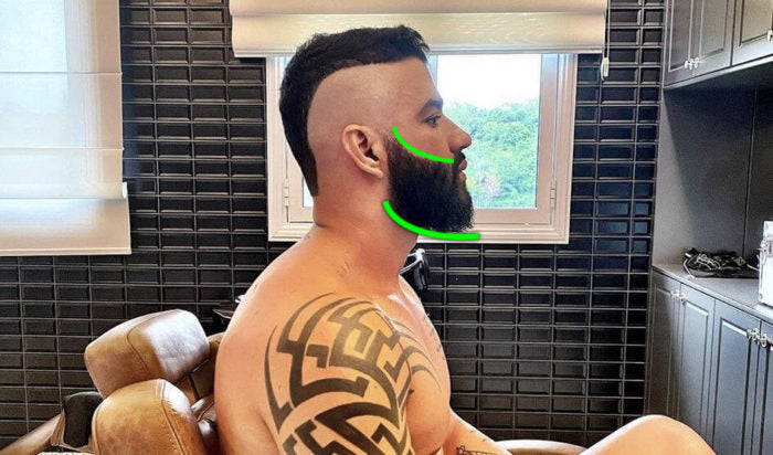 Barba do Gusttavo lima