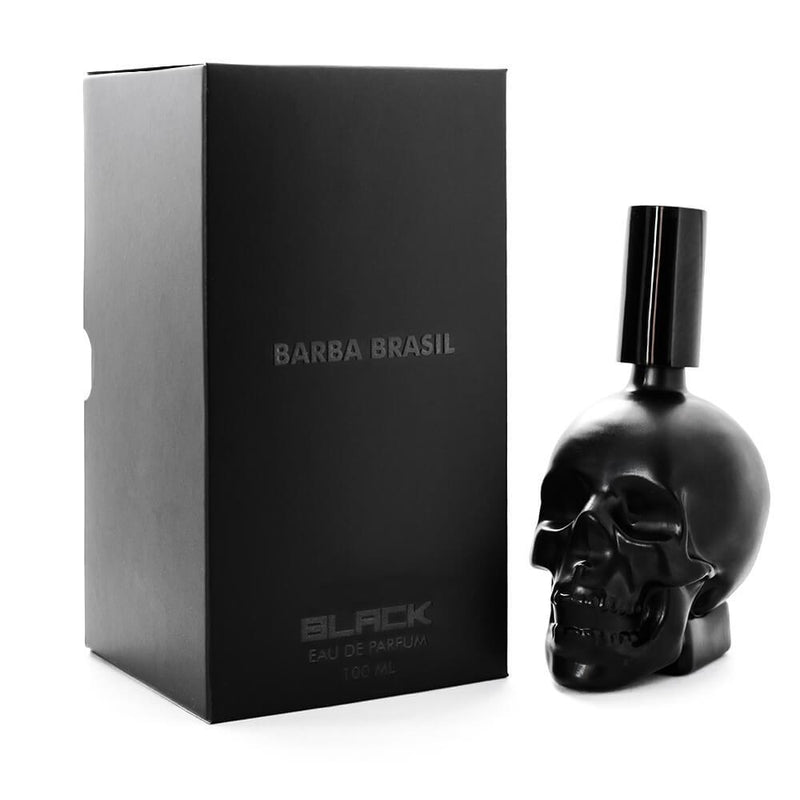 Eau de parfum - BLACK - 100 ML - Barba Brasil