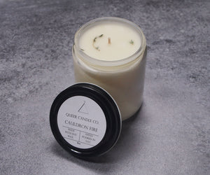 Cauldron Fire Soy Candle