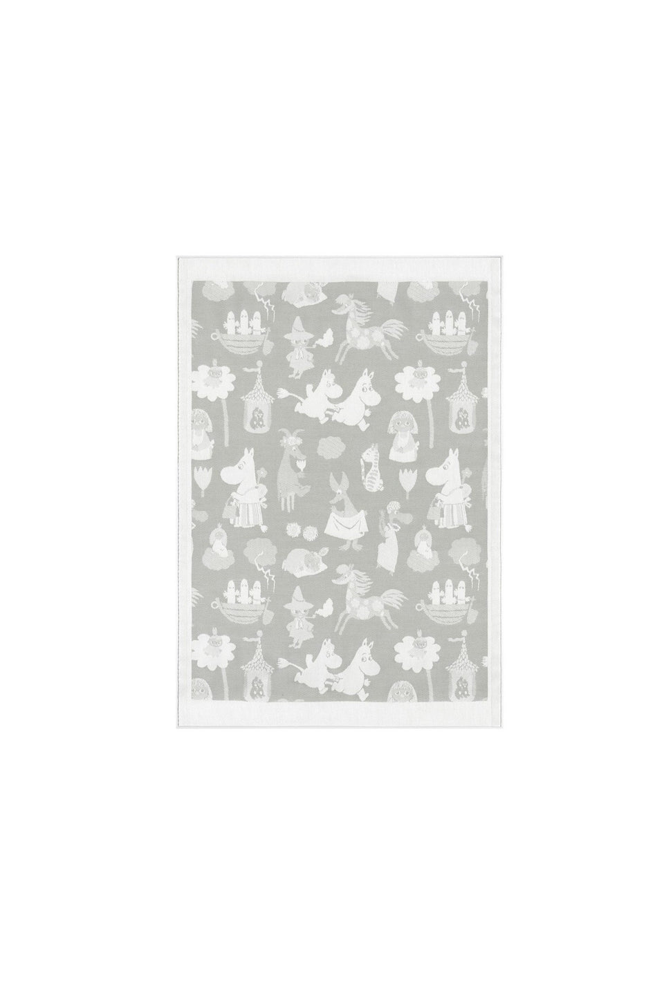 Moomin Valley Baby Blanket