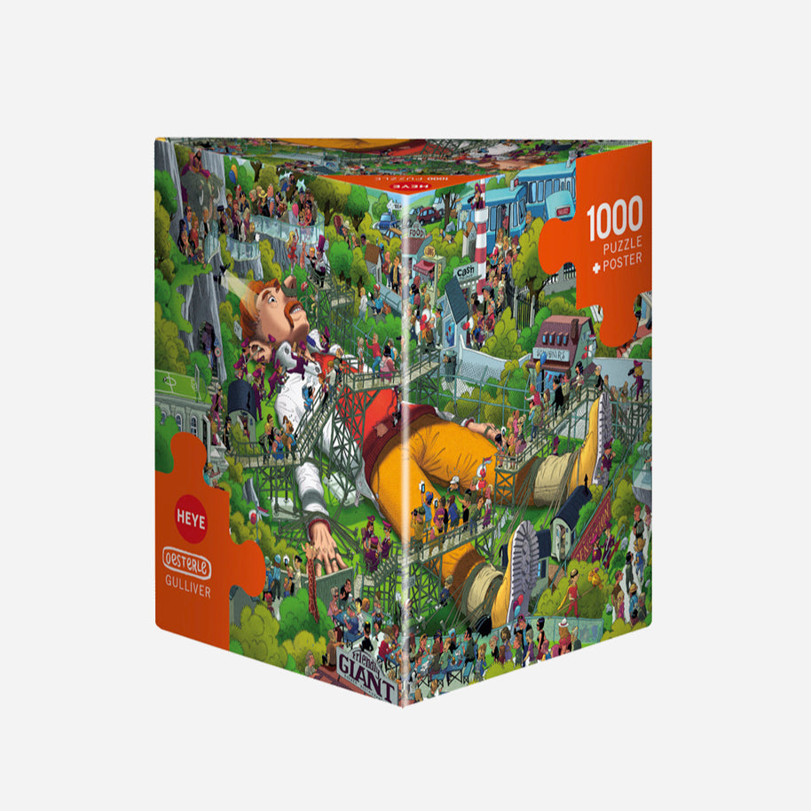 Oesterle Gulliver - 1000 pieces puzzle