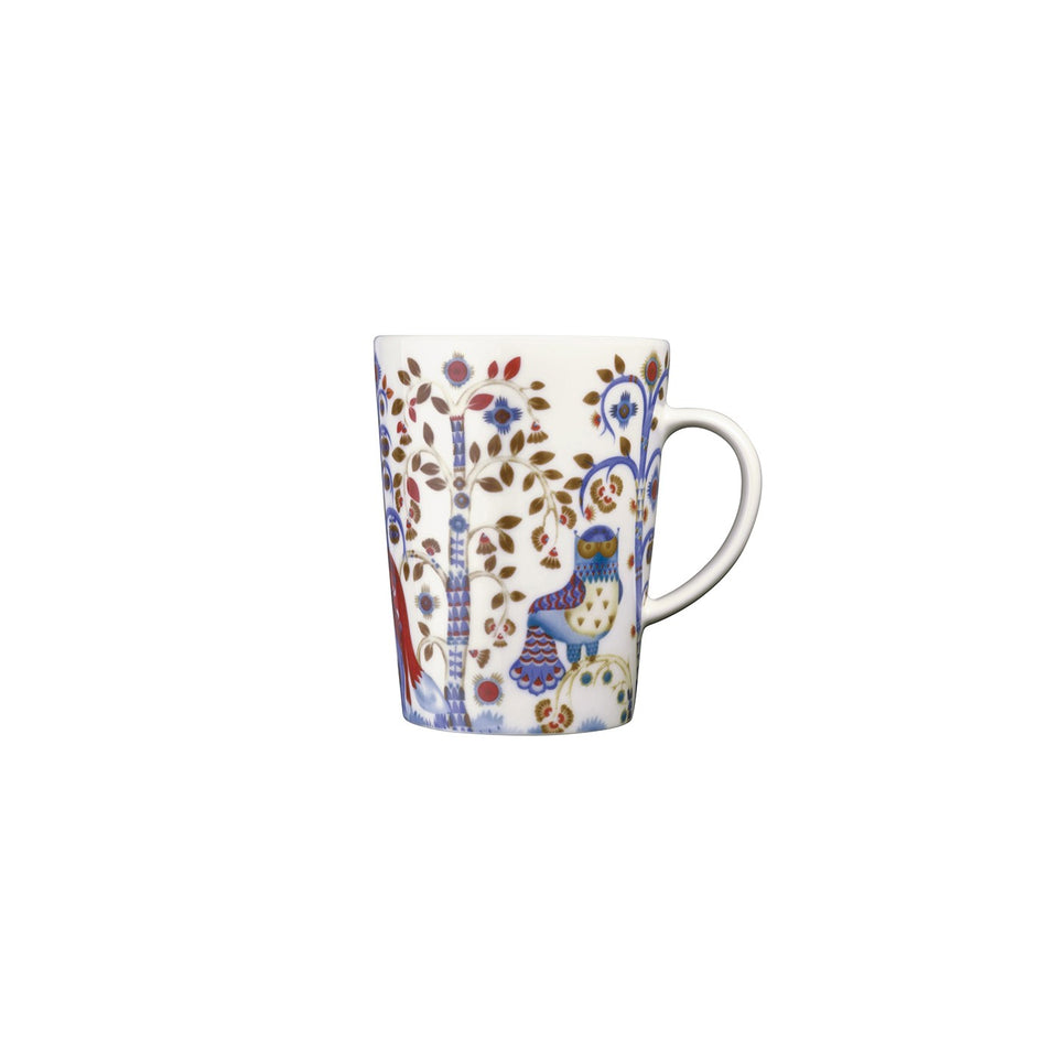 Taika White Mug - 400ml