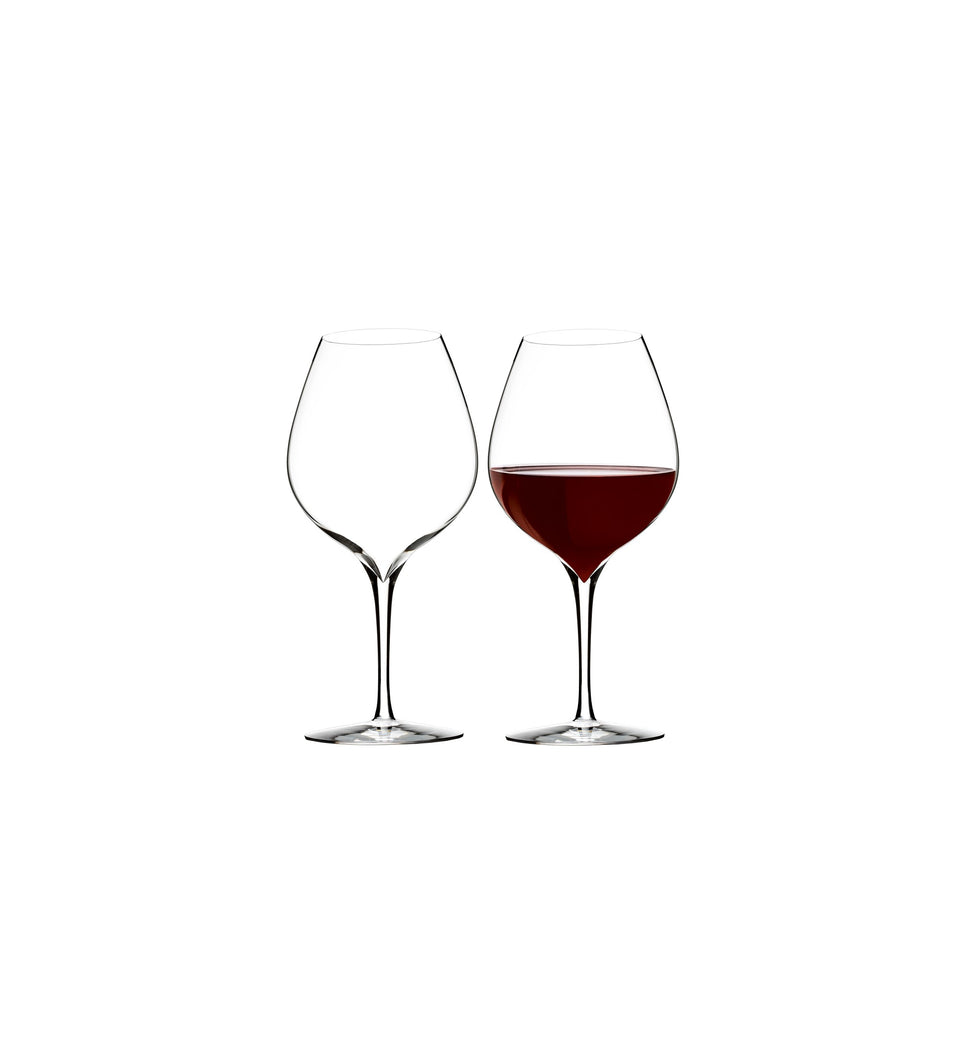 Waterford Crystal Elegance Merlot Pair