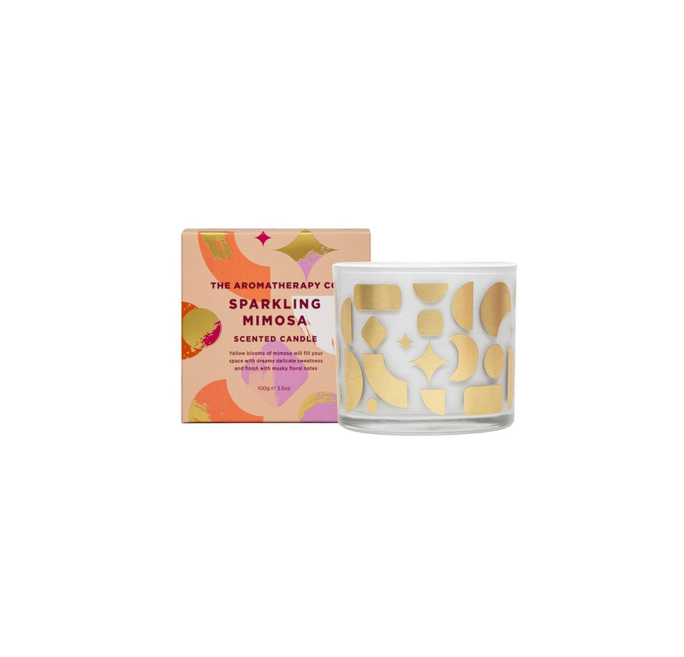 TAC Votive Candle 100g - Sparkling Mimosa
