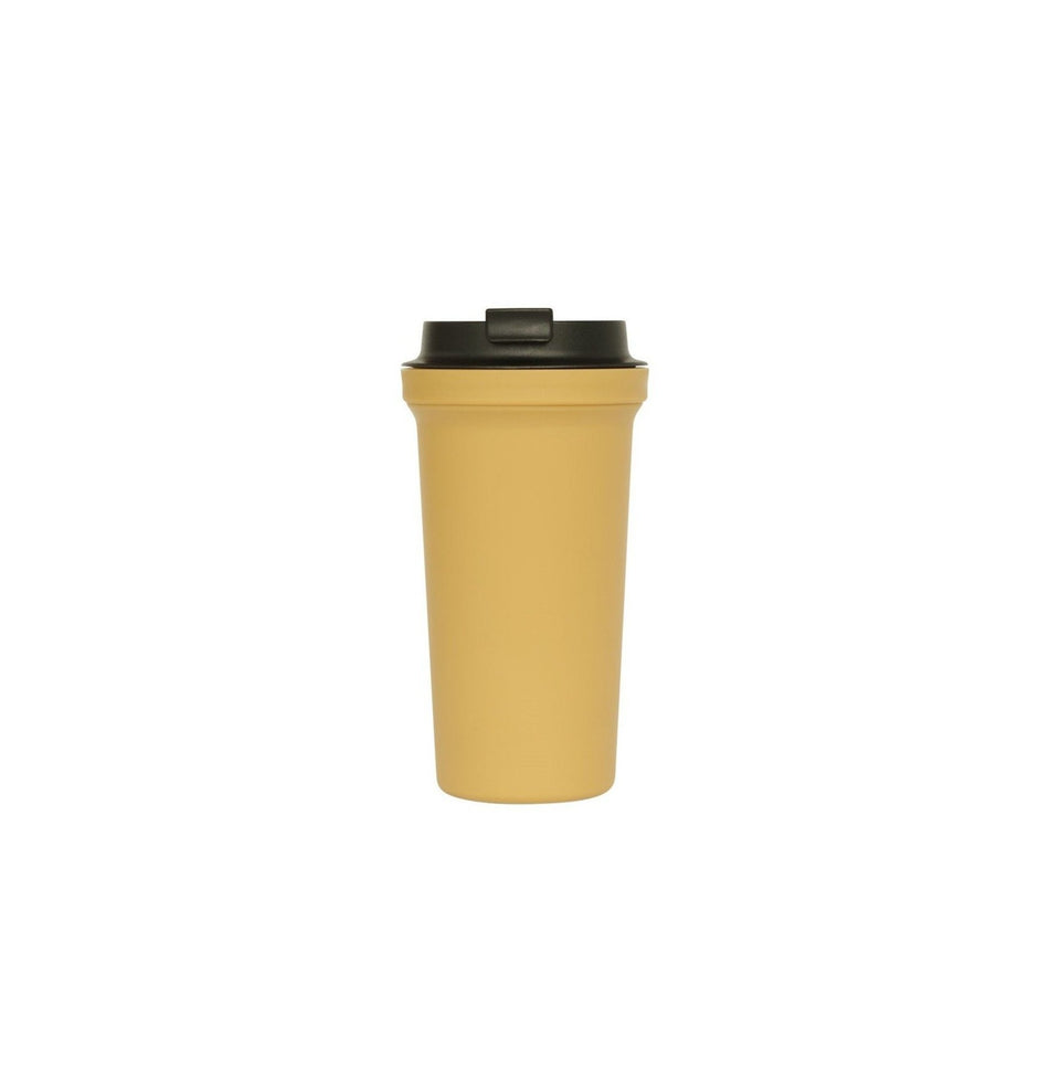 Wallmug Bearl Solid 390ml - Mustard