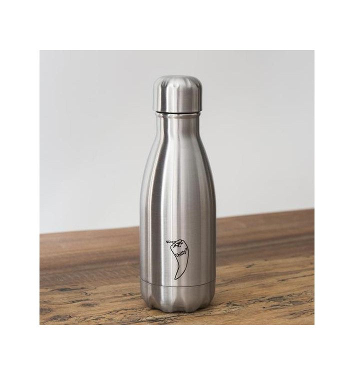 Insulated Bottle Silver - 260ml