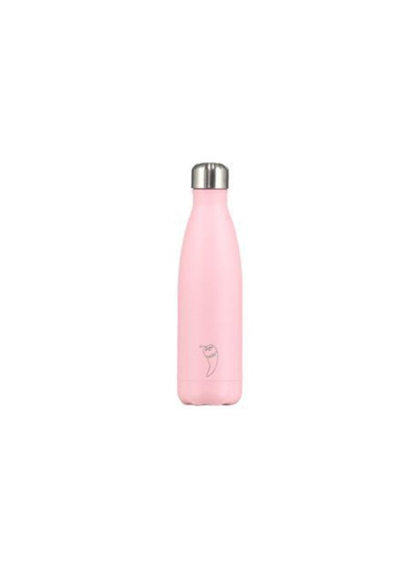 Insulated Bottle Pink - 500ml
