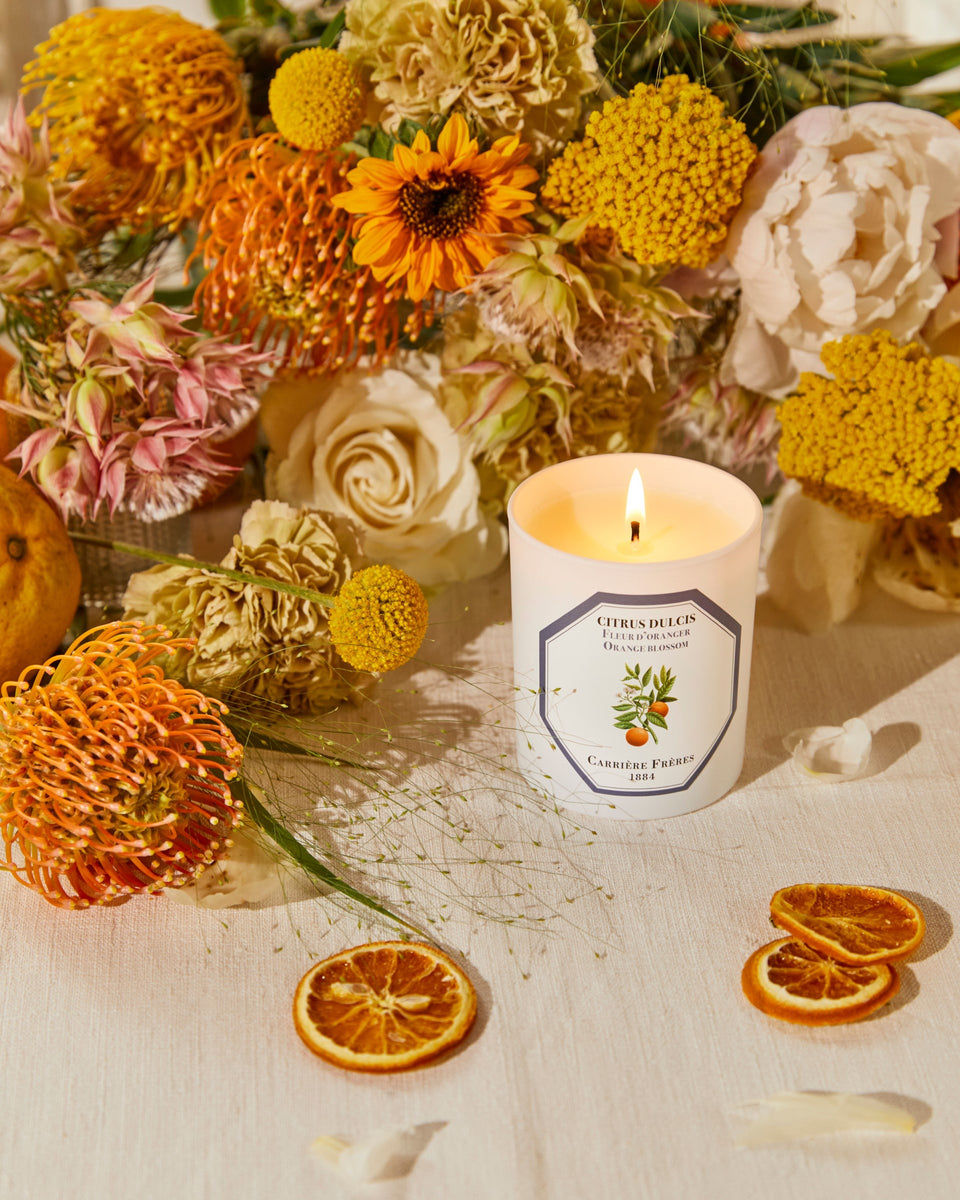 Orange Blossom Candle - 185g