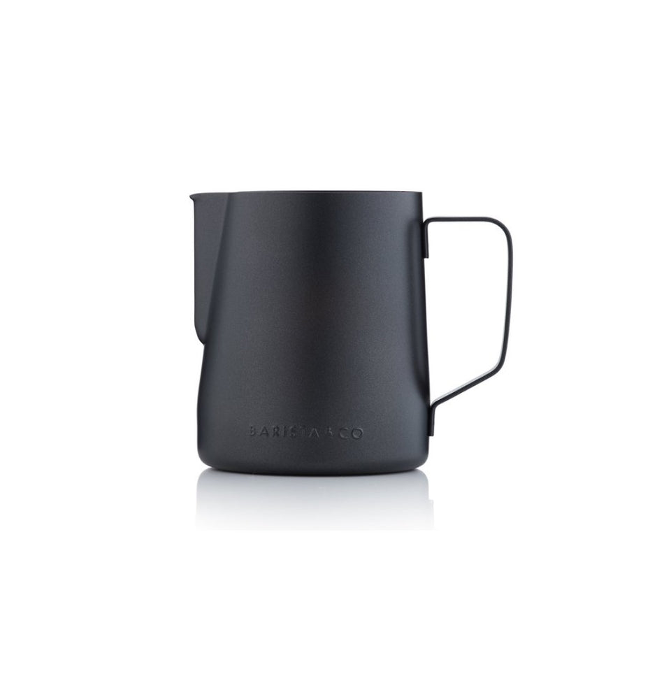 Core Milk Jug 600ml - Black