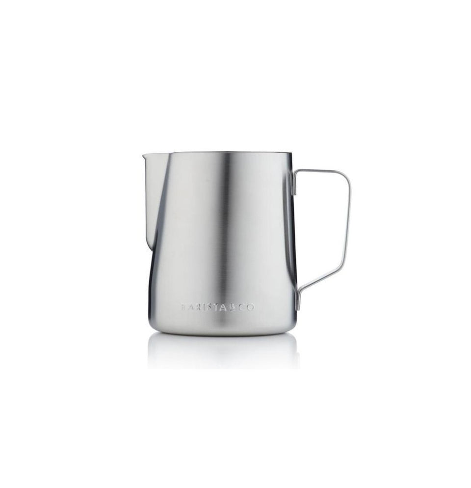 Core Milk Jug 600ml - Steel
