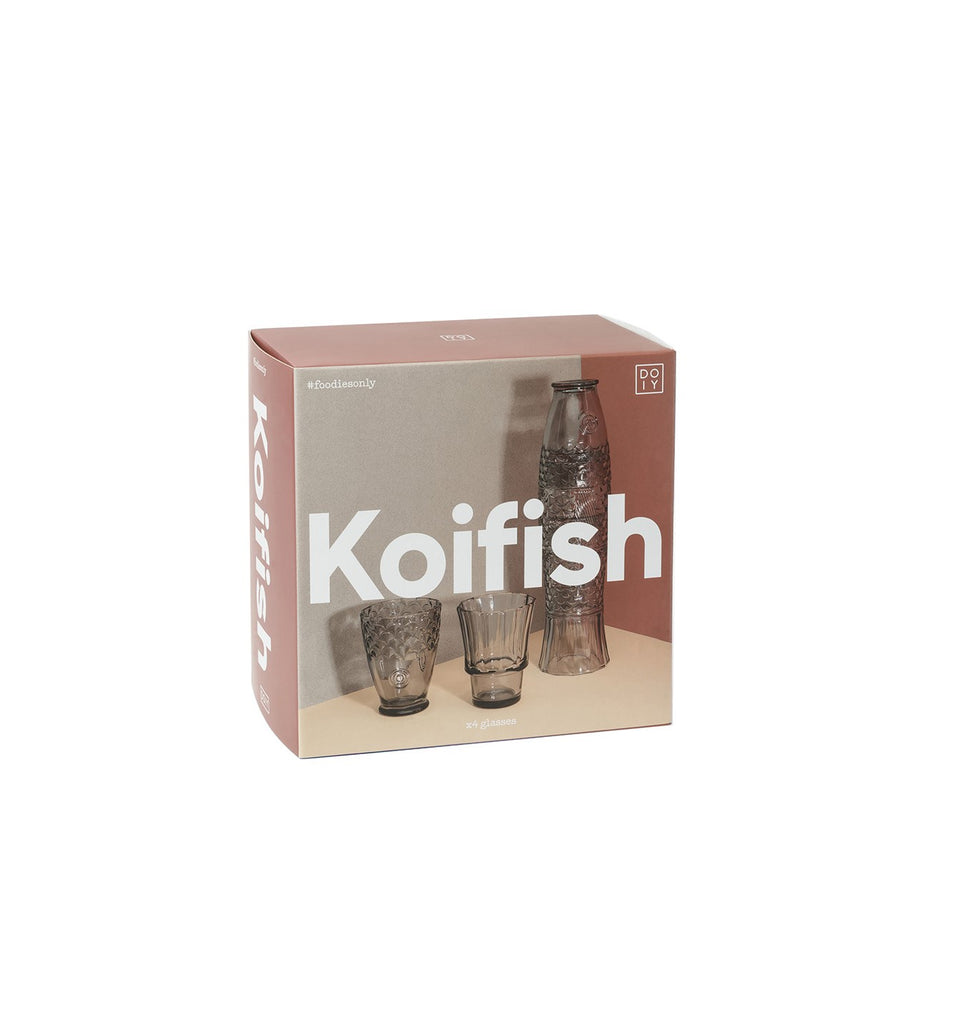 DOIY Koifish Stacking Glasses