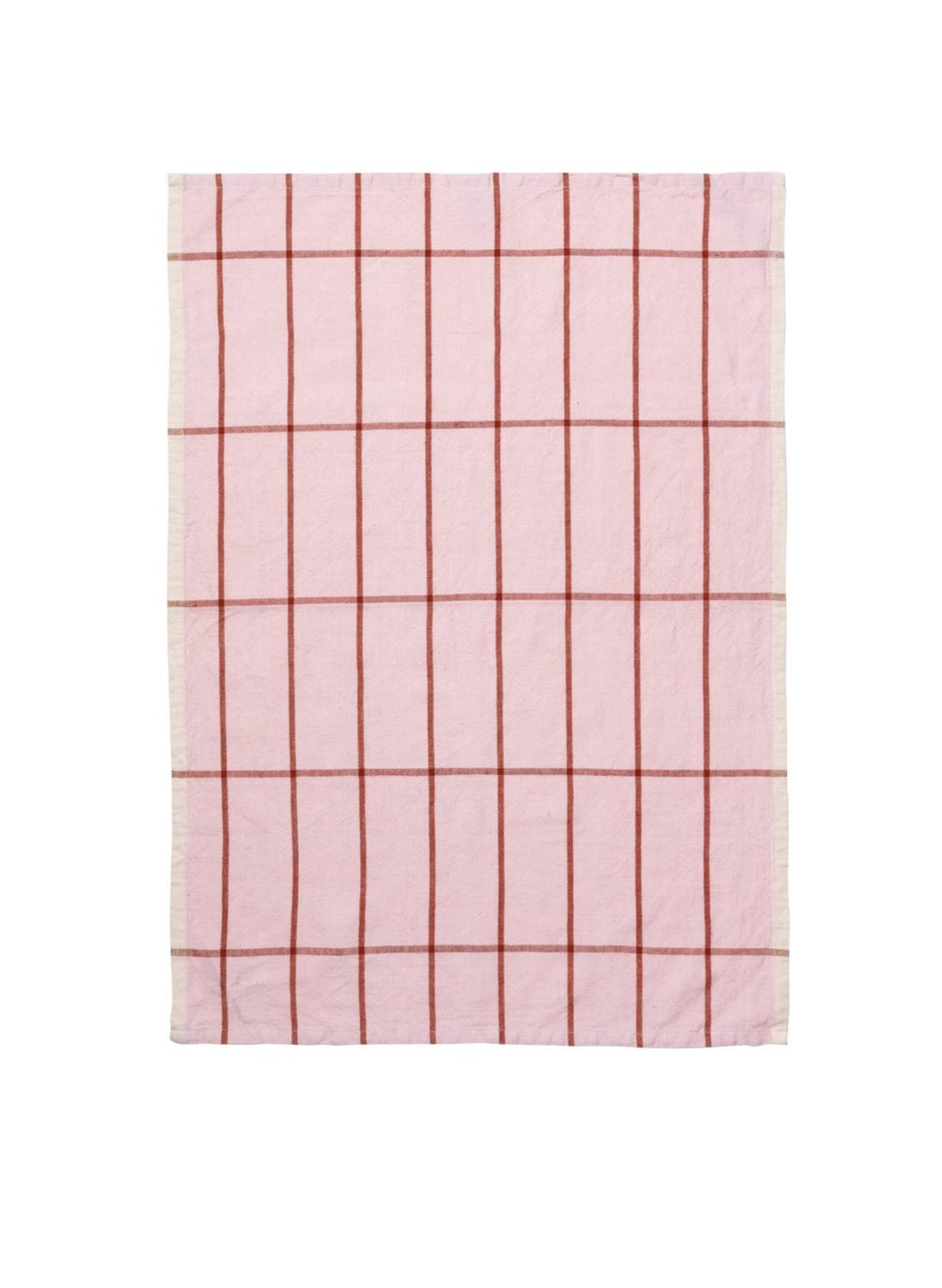 Hale Tea Towel - Rose/Rust