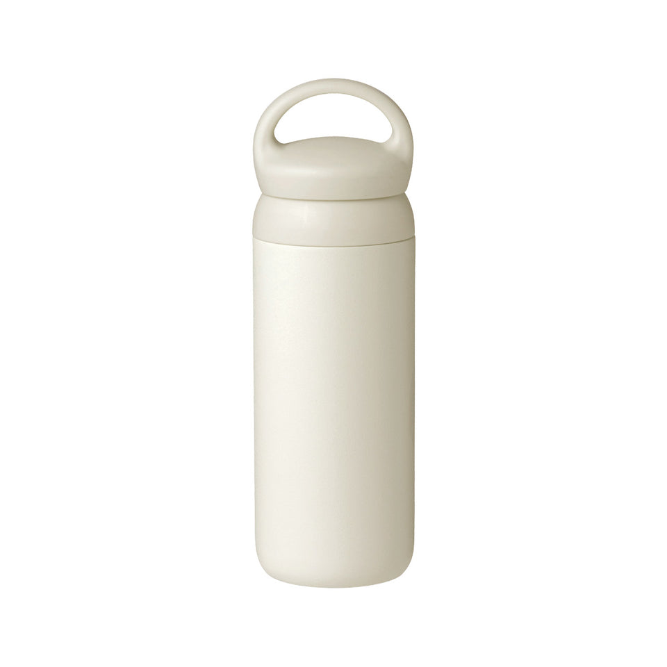 Day Off Tumbler - 500ml White