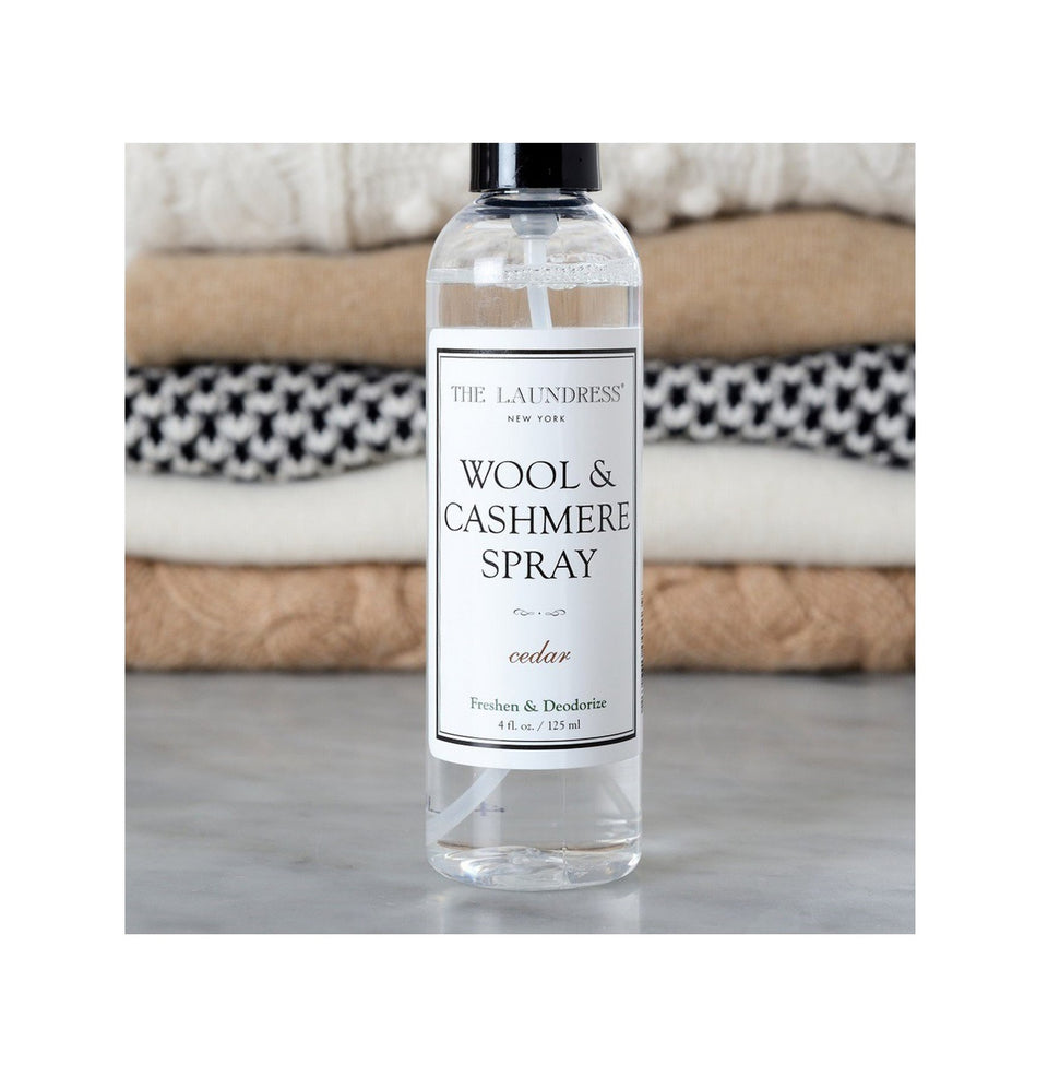Wool & Cashmere Spray 125 ml -  Cedar