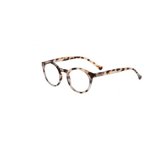 7am Light Brown Tort Reading Glasses
