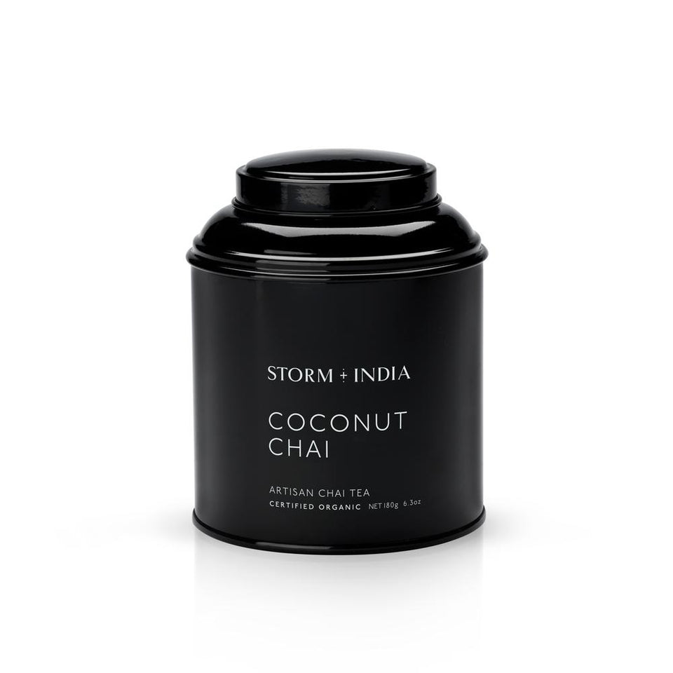 Tin | Coconut Chai - 180g
