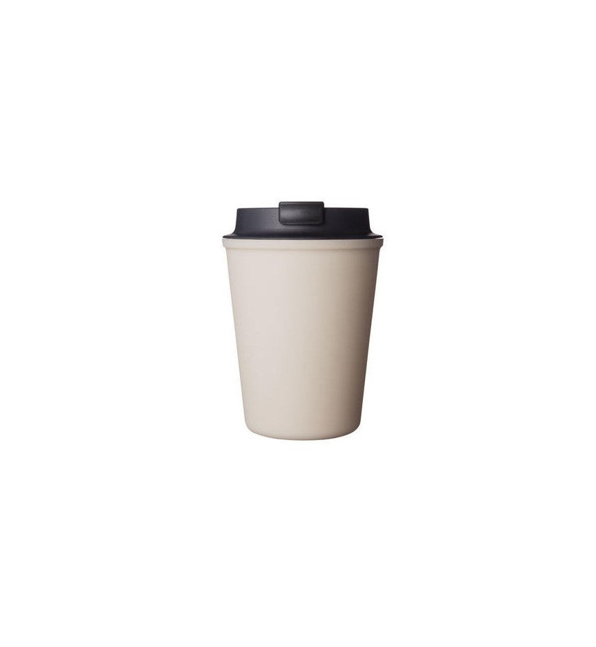 Wallmug Sleek 300ml - Beige