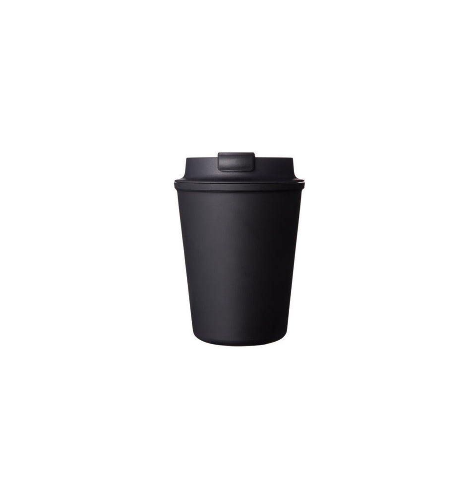 Wallmug Sleek 300ml - Black