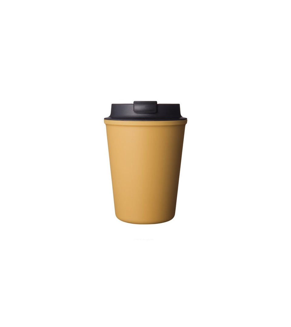 Wallmug Sleek 300ml - Mustard