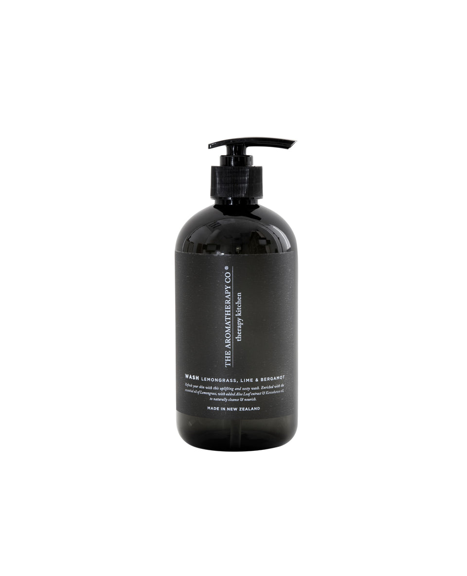 Therapy Kitchen Hand Wash - 500ml Lemongrass Lime Bergamot
