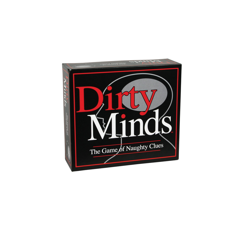 Dirty Minds – The Game of Naughty Clues