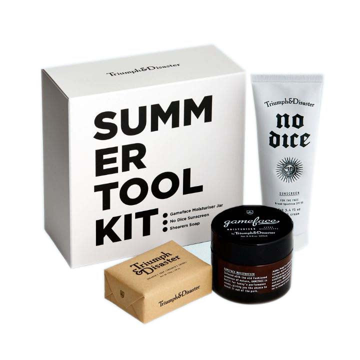 Summer Tool Kit- Gameface Jar