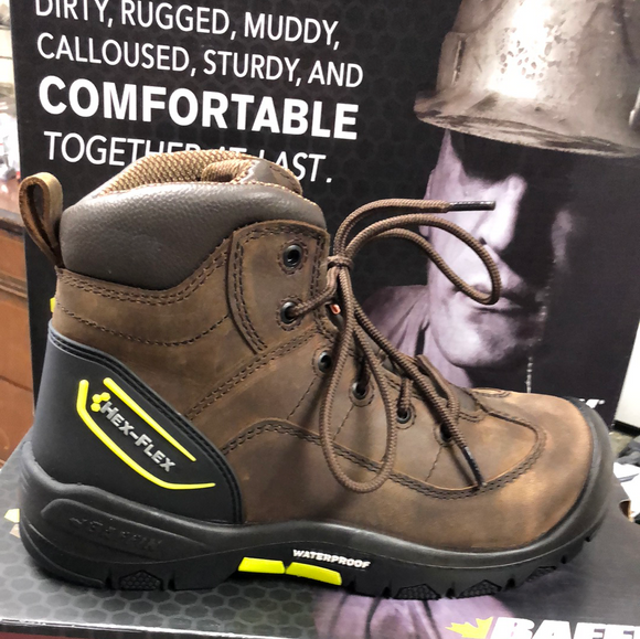 Men's safety boots