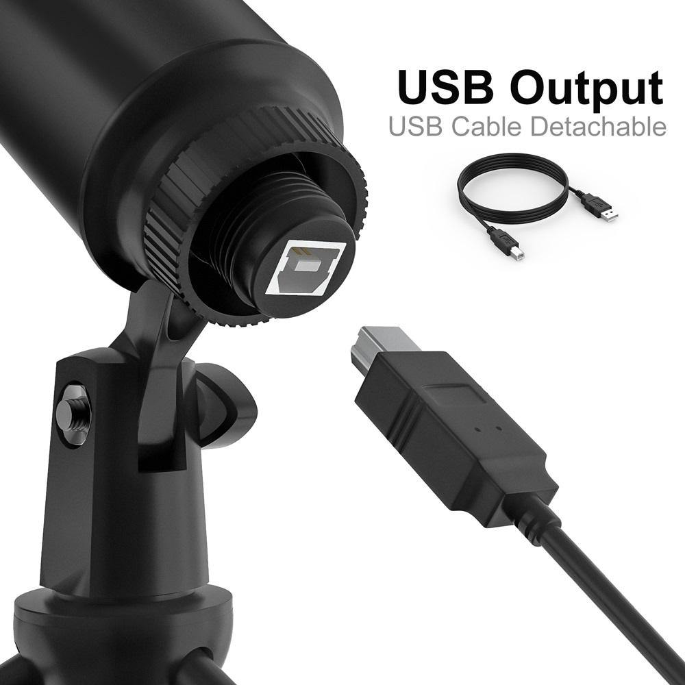 Microfono Usb New Bee NB-DM18