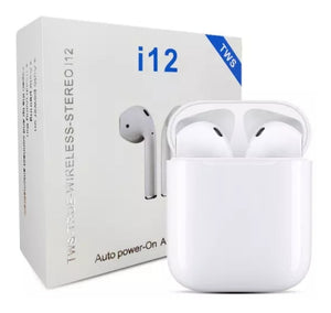 AirPods Touch i12 TWS