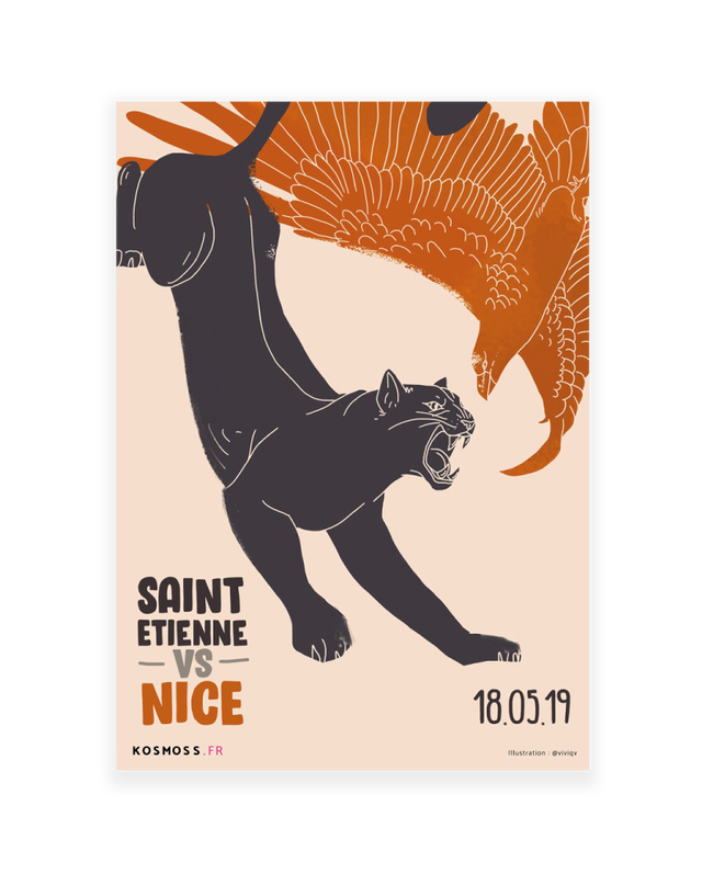 Saint-Étienne vs Nice