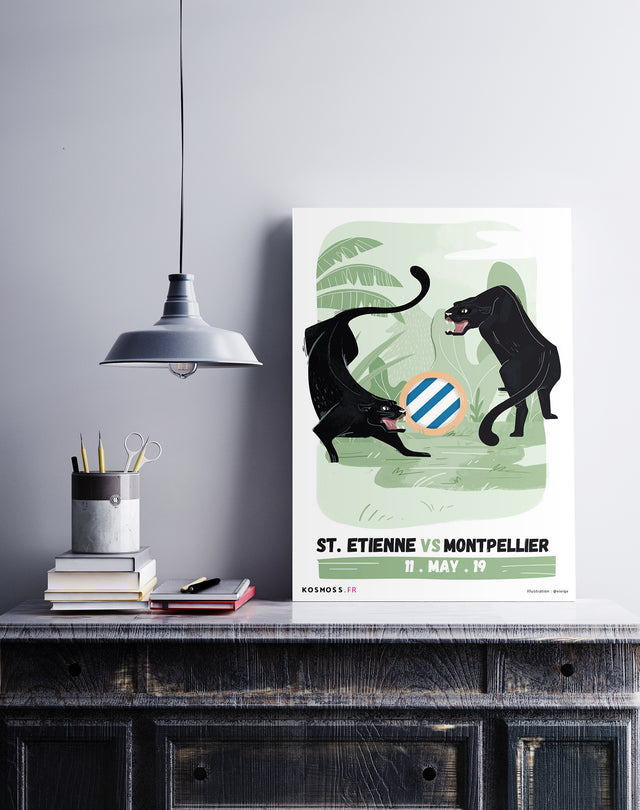Saint-Étienne vs Montpellier
