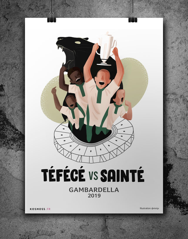 TEFECE VS SAINTE