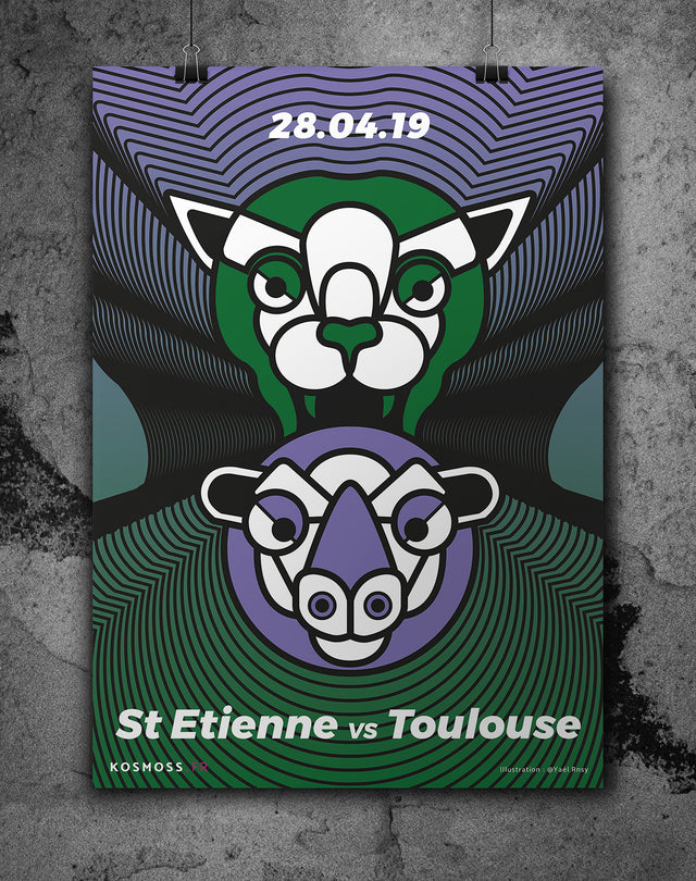 St-Étienne vs Toulouse - Lucky Punch