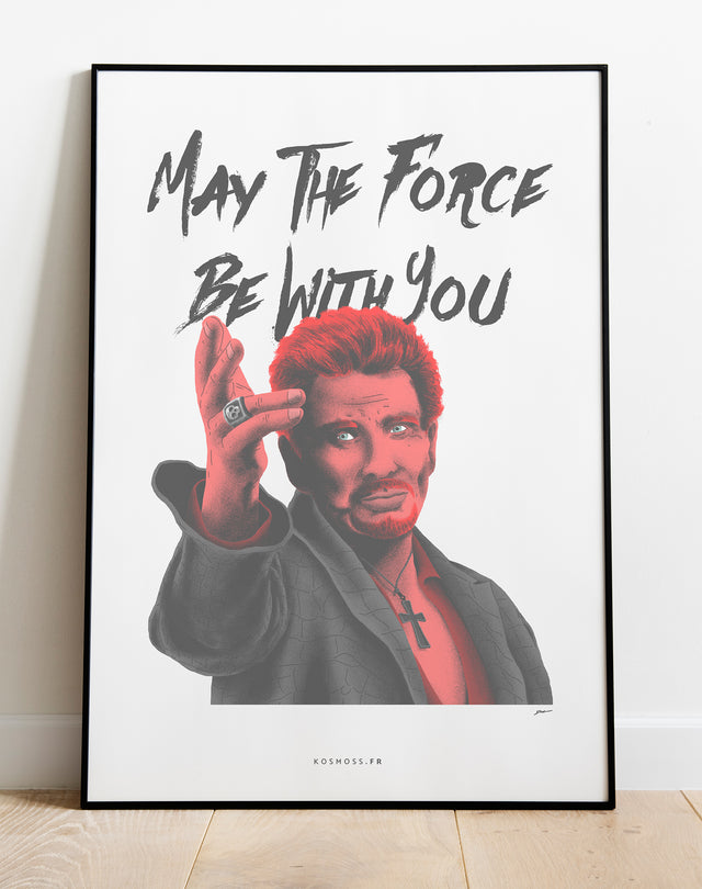 May the force be with you - Lucky Punch