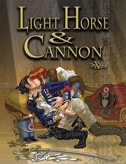 Light Horse and Cannon by Llynx Rufus