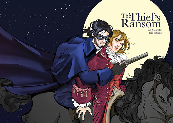 The Thief's Ransom by Tara LeBlanc