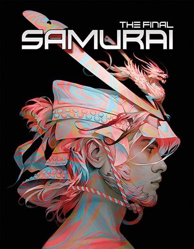 The Final Samurai - ArtBook