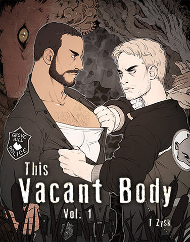 This Vacant Body - art and story by T Zysk (Reapersun)