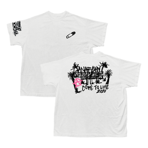 ANARCHY: COME TO LIFE TEE