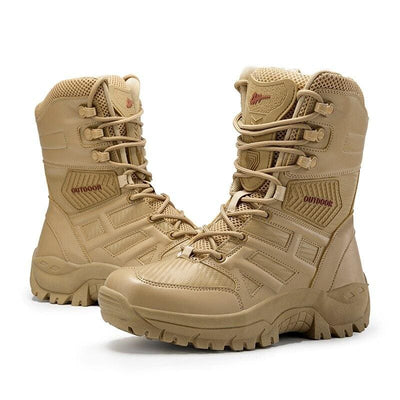 CHAUSSURE MILITAIRE RANGERS QUALITE SUPERIEURE - CHAUSSURE MILITAIRE