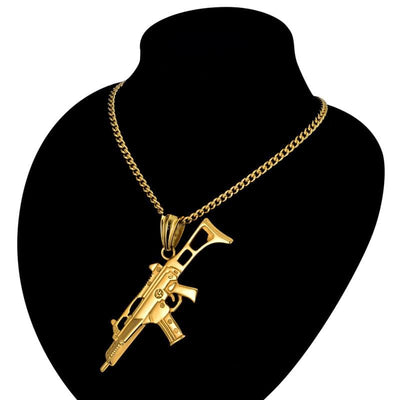 COLLIER MILITAIRE - G36C (OR)