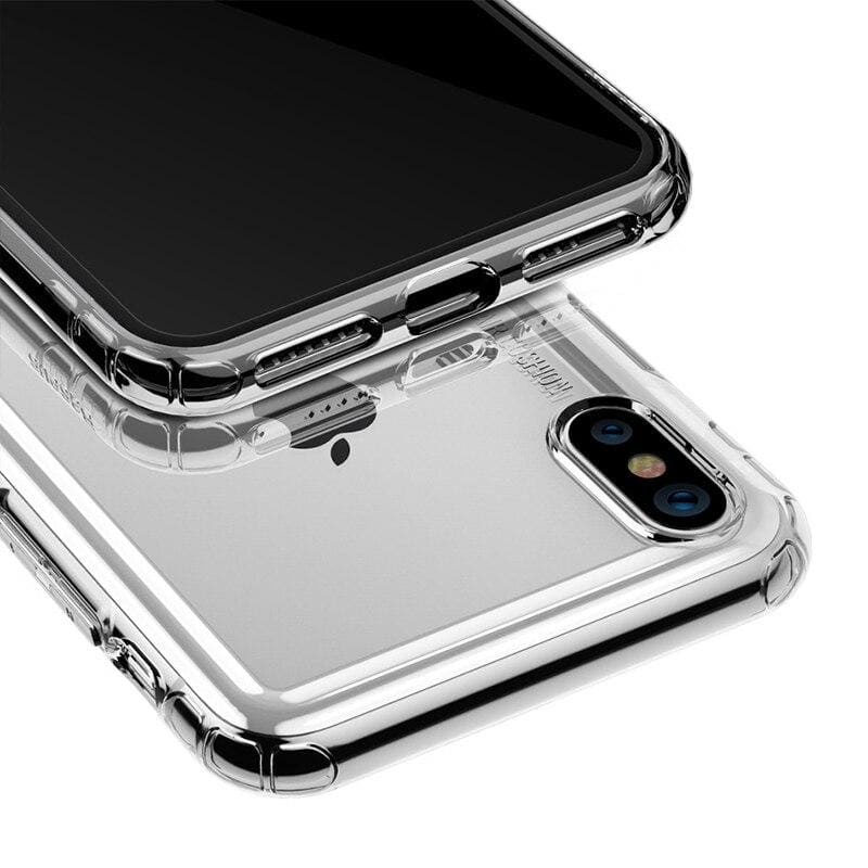 COQUE MILITAIRE - TRANSPARENT