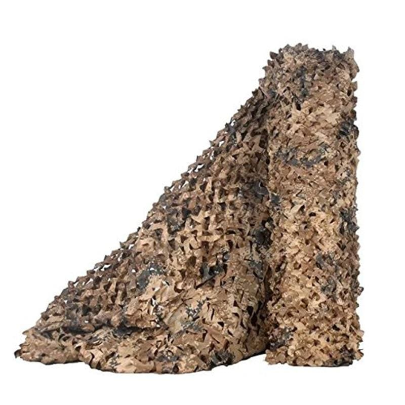 FILET CAMOUFLAGE POUR ACTIVITE OUTDOOR - FILET CAMOUFLAGE