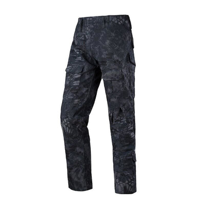 PANTALON TREILLIS FORCES ARMEES USA - Color 1 / S - PANTALON TREILLI