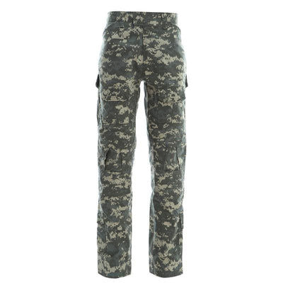 PANTALON TREILLIS FORCES ARMEES USA - Color 11 / S - PANTALON TREILLI
