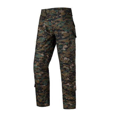PANTALON TREILLIS FORCES ARMEES USA - Color 2 / S - PANTALON TREILLI